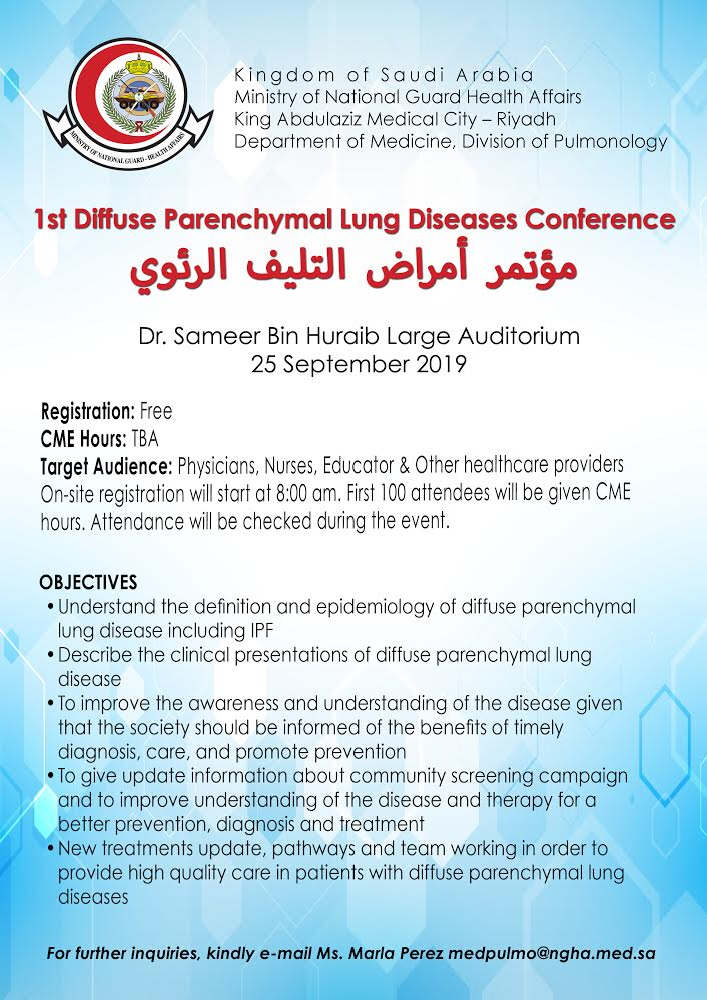 World Lung Day 2019: Healthy Lungs For All