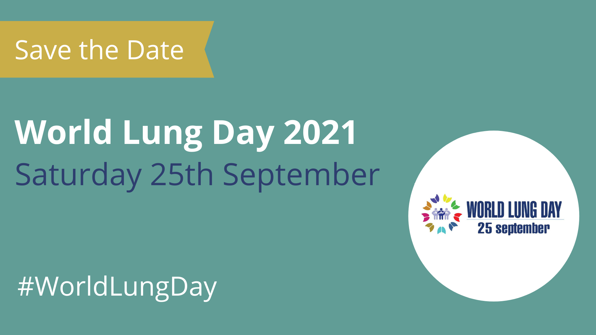 World Lung Day 2021: Care for Your Lungs