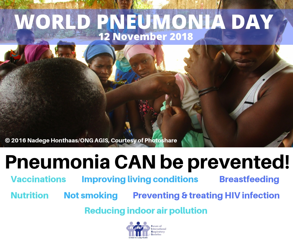 World Pneumonia Day 2018 Social Image 2