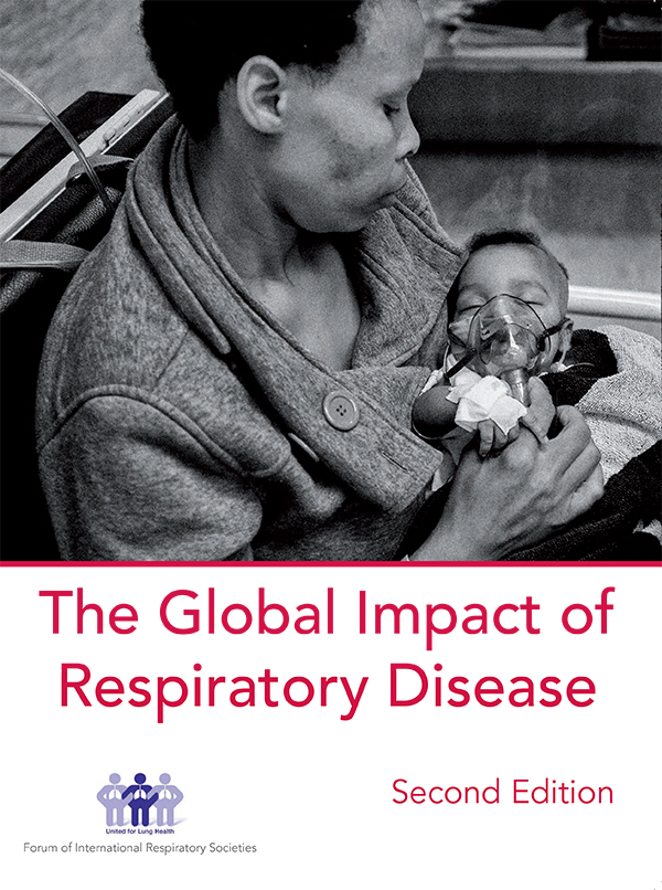 cover the global impact of respiratory disease
